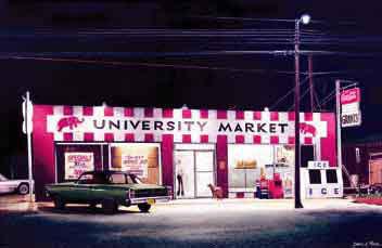 University Market