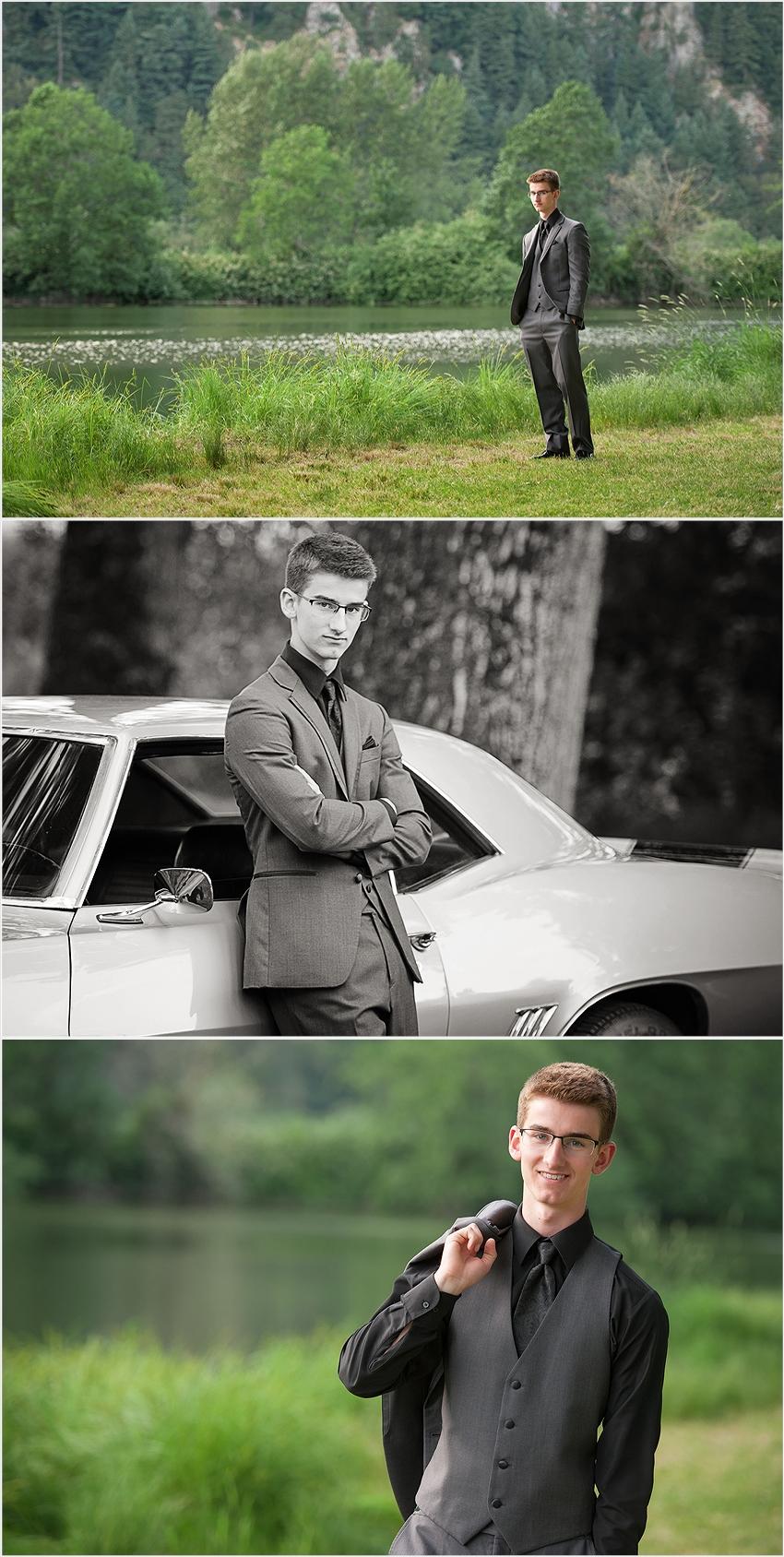 family photographer 007 (Side 7) the Falk Family and Josh's Grad
