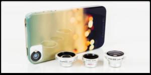 Photojojo.com'dan iPhone uyumlu lensler: 1-Makro