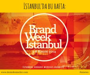 Siz bu satırları okurken Martha Stewart Brand Week İstanbul'daki konuşmasını bitirmiş olacak.