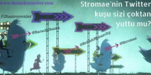 Yoksa Stromae'nin Twitter kuşu sizi çoktan yuttu mu?
