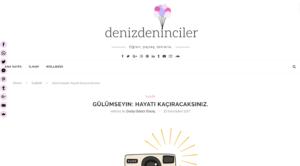 @denizdeninciler now lives in our hearts.  💐