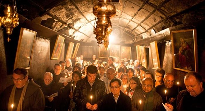 A Pilgrimage to Bethlehem