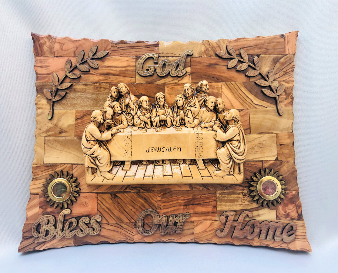 Last Supper Design 3