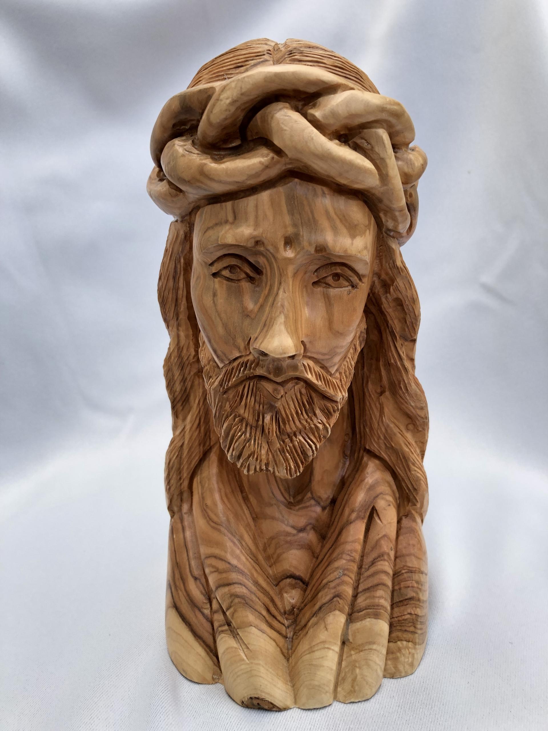 Jesus Bust Large
