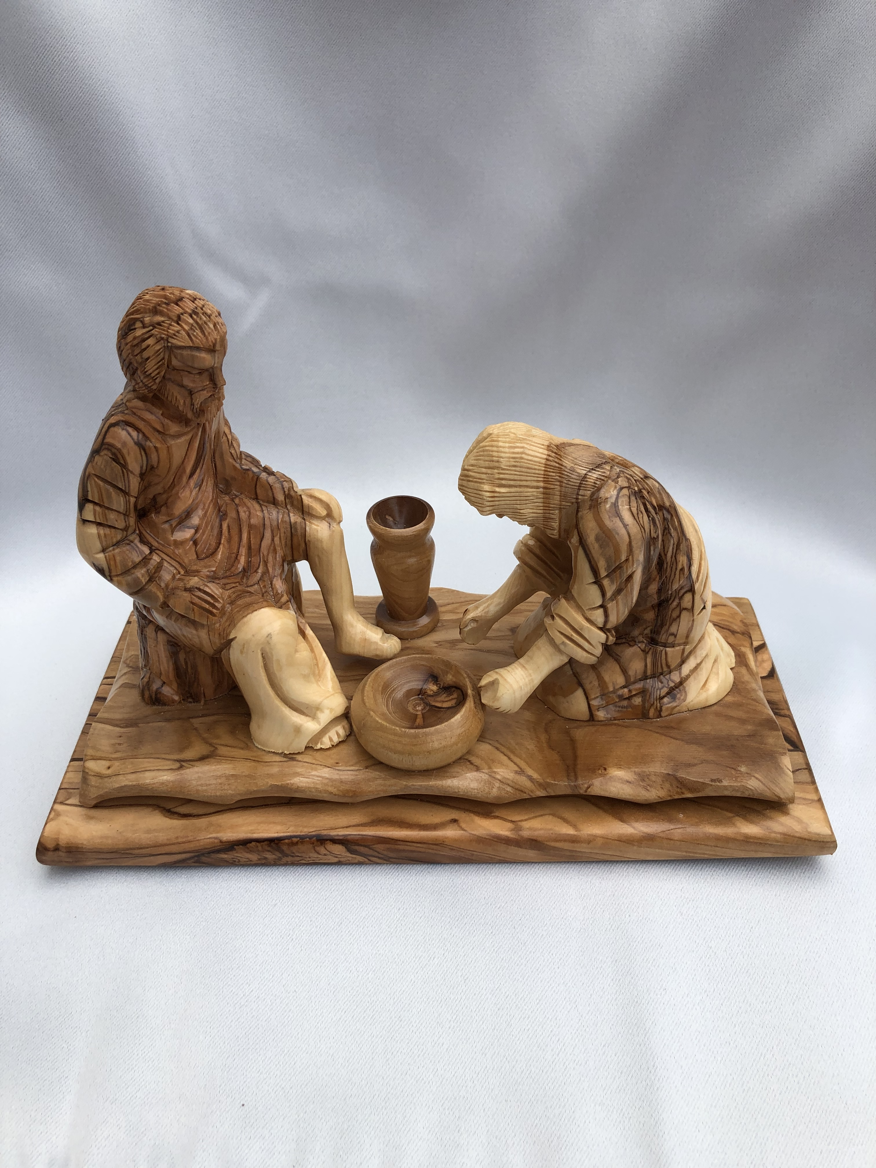 Jesus washing the Feats