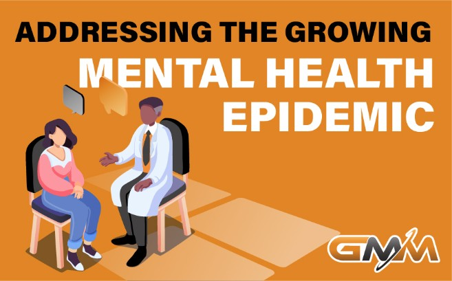The Growing Mental Health Epidemic