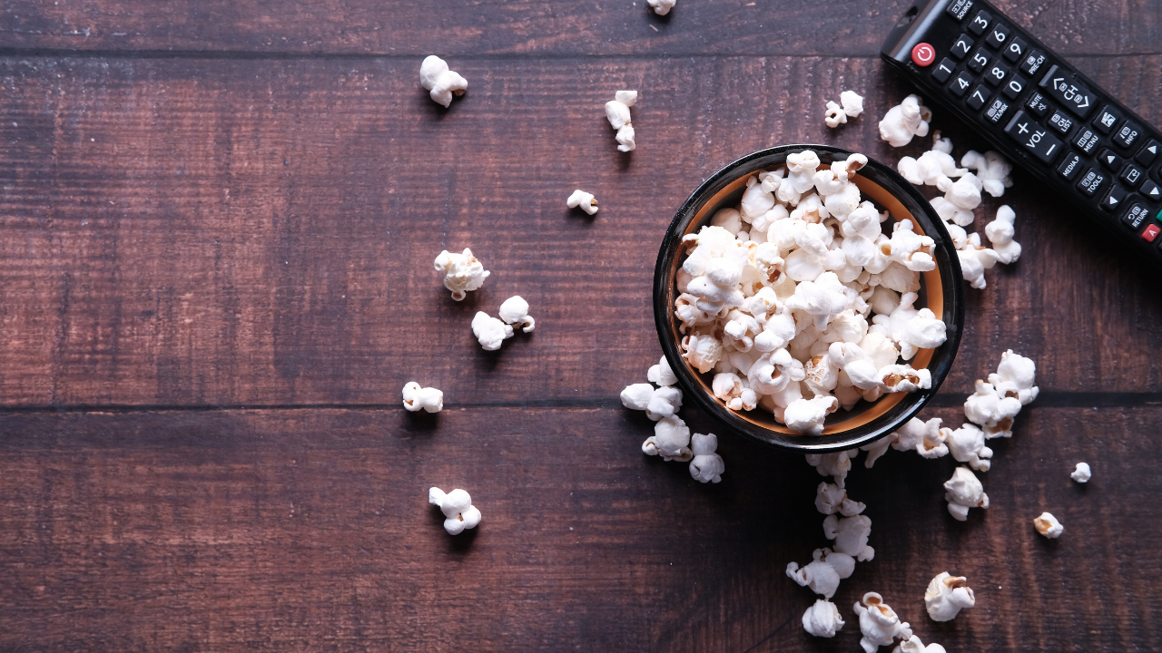 Cord-Cutting Guide For Beginners Popcorn And Remote