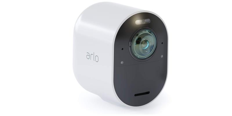 Arlo Ultra - 4K UHD Wire-Free Security Add-on Camera