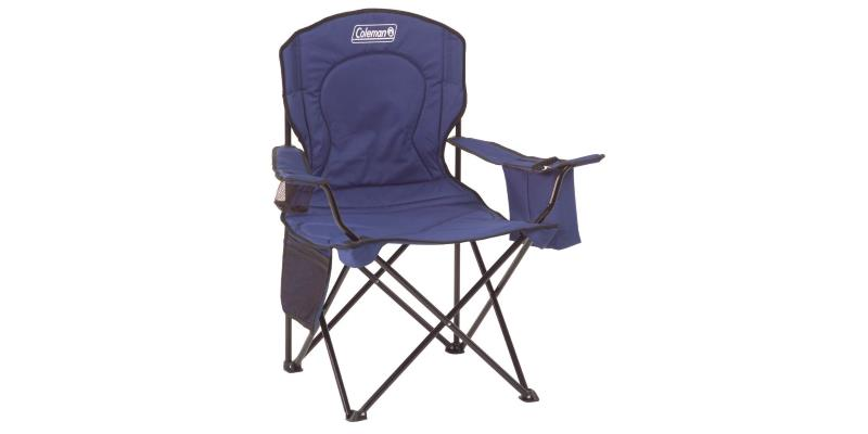 Coleman Cooler Quad Portable Camping Chair