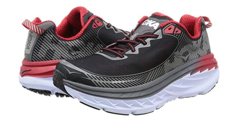 Hoka One One Mens Bondi 5 Running Shoe