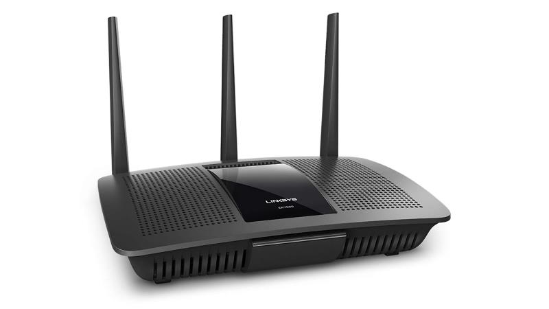 Linksys Max-Stream AC1900 MU-MIMO Dual-Band Wireless Smart WiFi Router
