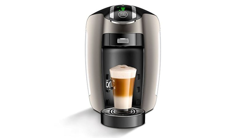 de longhi nescafe dolce gusto coffee pod machine