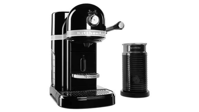 kitchenaid kes0504ob coffee pod machine