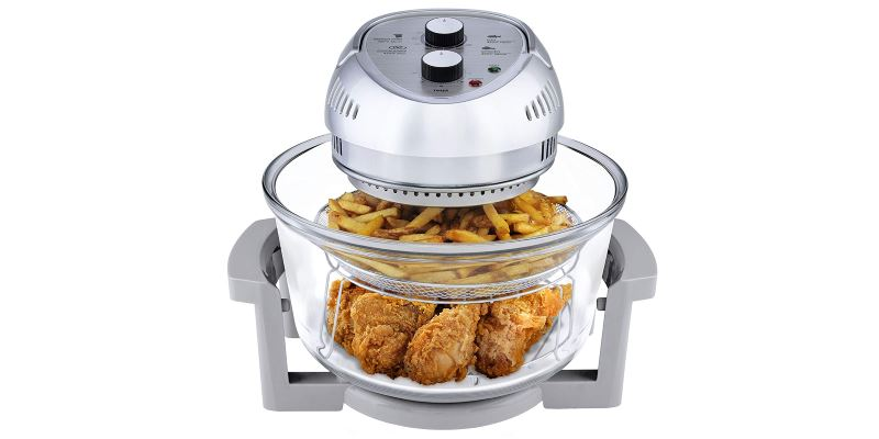 Big Boss Oil-less Air Fryer