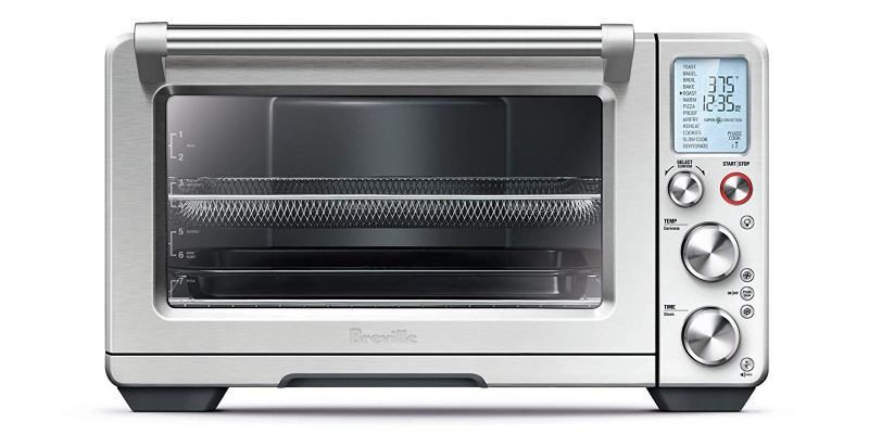 Breville BOV900BSS Convection and Air Fry Smart Oven