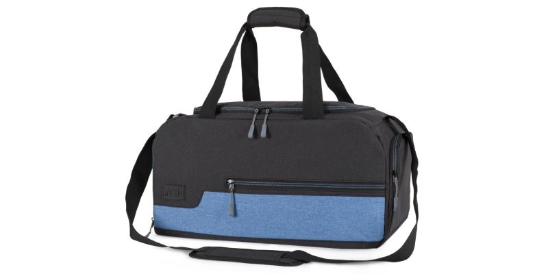 MarsBro Sports Gym Travel Weekender Duffel Bag
