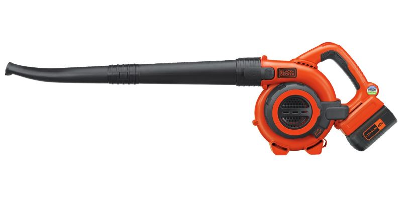 BLACK+DECKER LSWV36 Cordless Sweeper and Vac