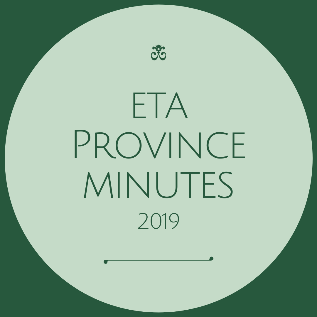 Province Minutes