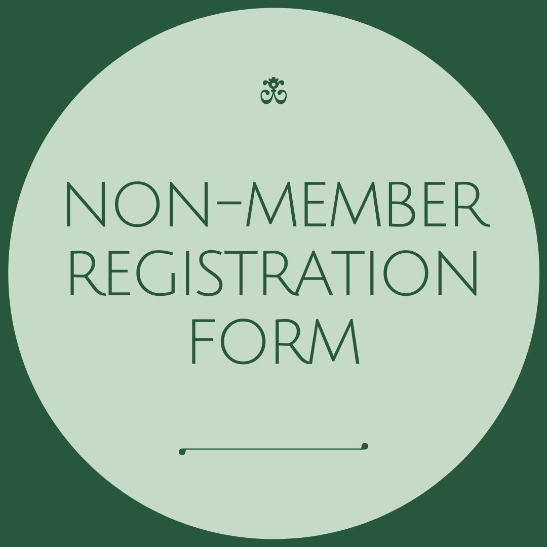 1Non-Member Registration Form