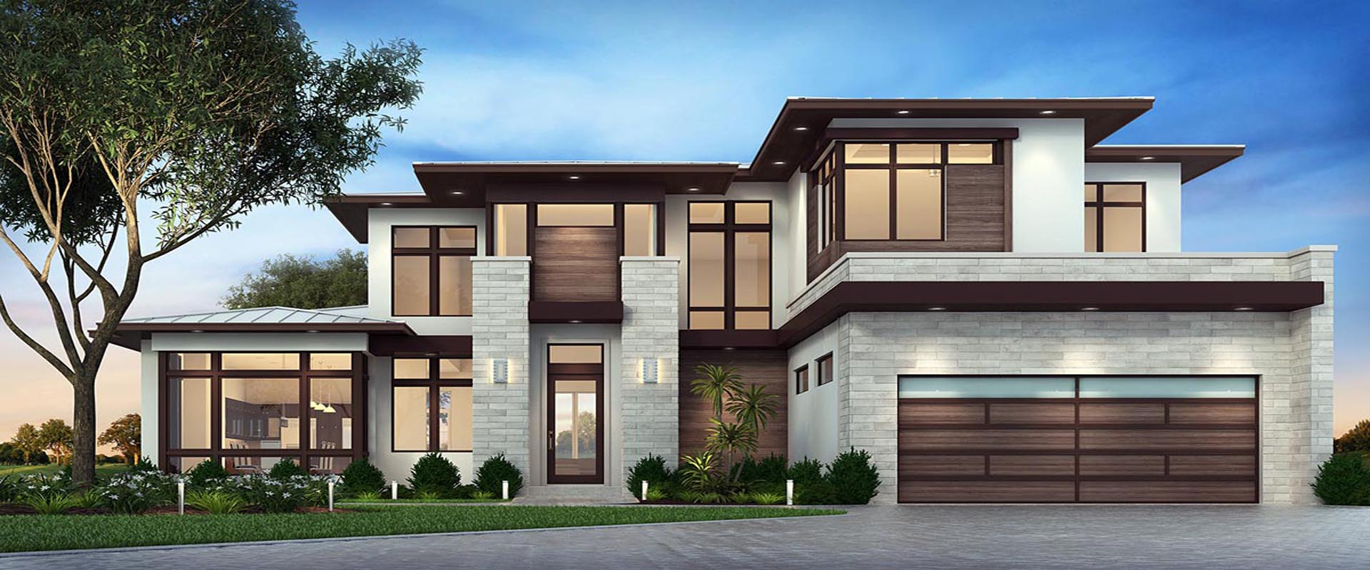 We build signature homes