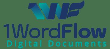 1WordFlow Logo