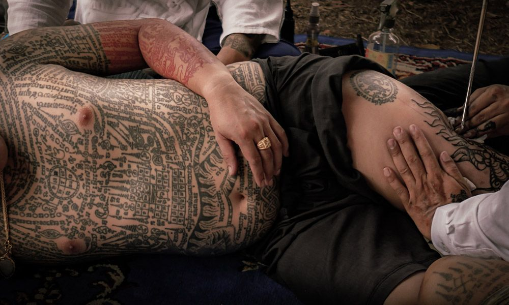 traditional tattoos