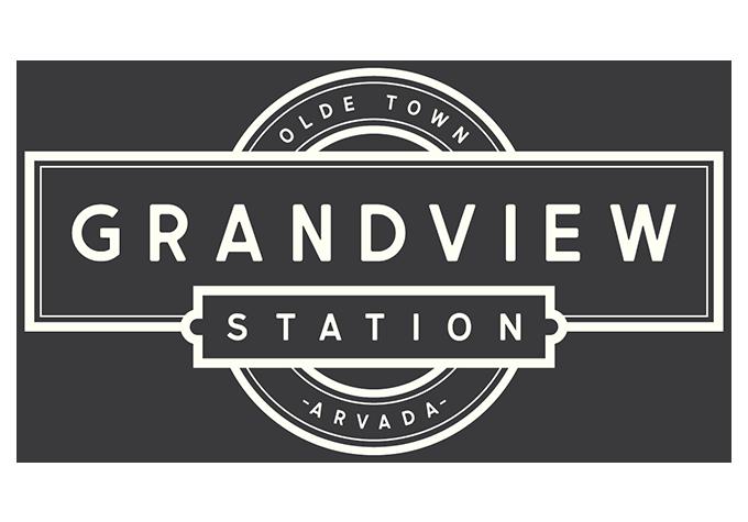 Grandview Station Arvada, secondary logo