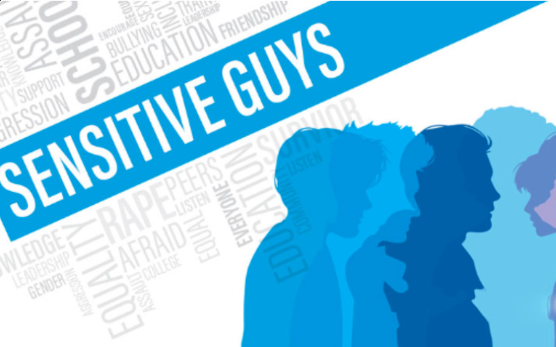 Sensitive Guys at Stages Repertory Theatre