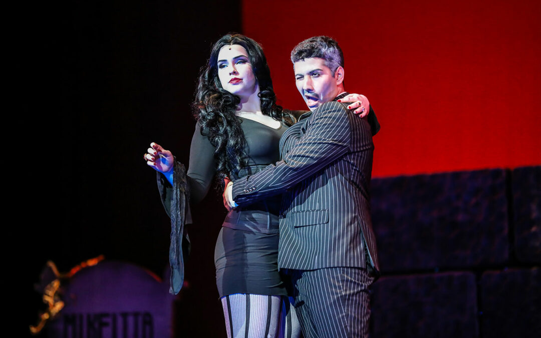 The Addams Family at HSMT TUTS