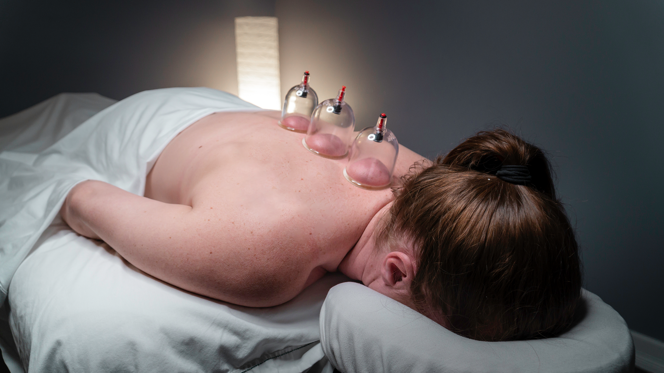 massage therapy cupping banner