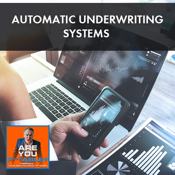 AYF 2   Automatic Underwriting Systems