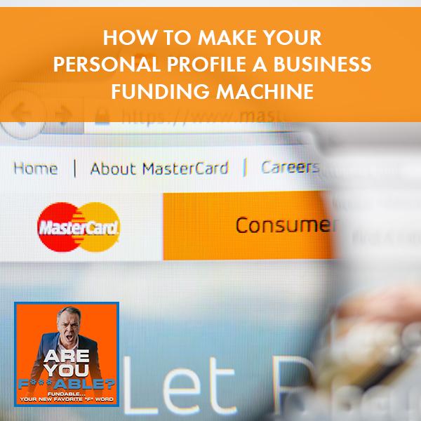 AYF 4 | Optimizing Personal Credit Profile