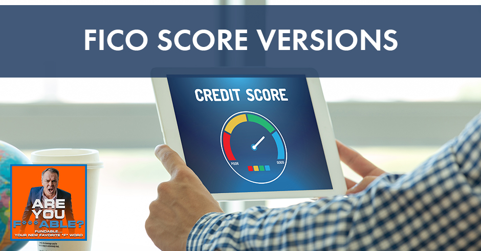 AYF 15 | FICO Score Versions