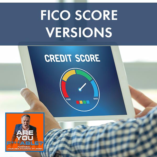 AYF 15   FICO Score Versions