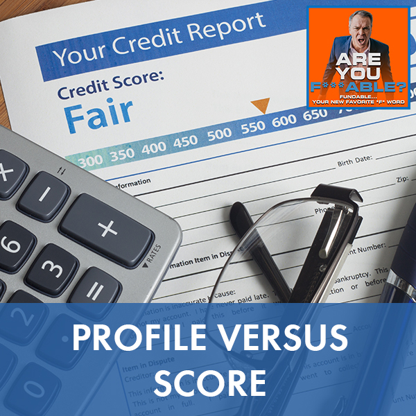 AYF 19   Credit Profile And Score