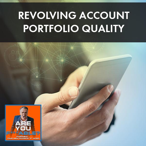 AYF 22   Revolving Account Portfolio