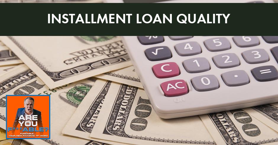 AYF 25 | Installment Loans