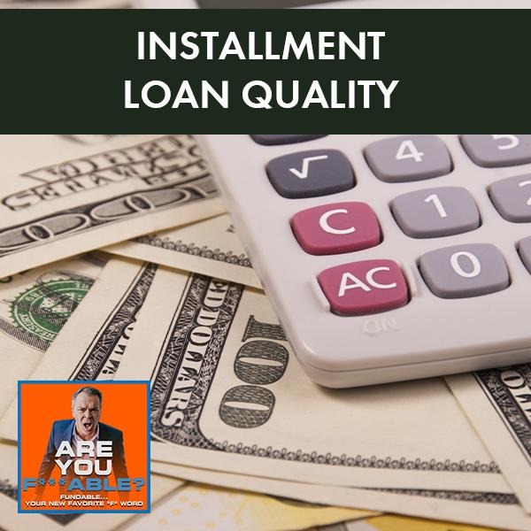 AYF 25   Installment Loans