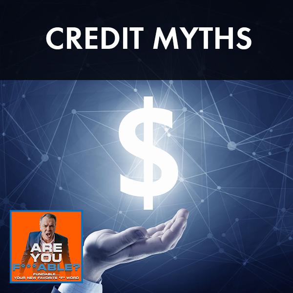 AYF 5   Credit Myths