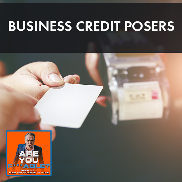 AYF 30   Business Credit Scams