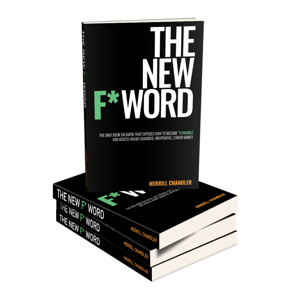 New F Word Book Stack-trns