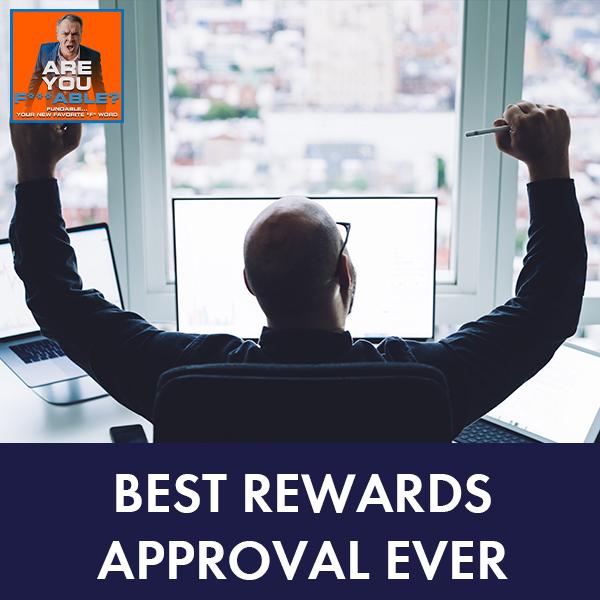 AYF 44   Credit Rewards Approval