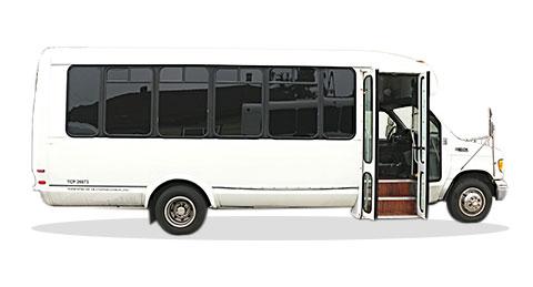 20-24 Passenger Limo Bus
