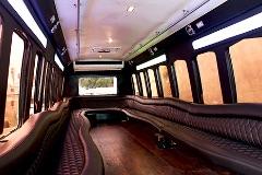 30-35 Passenger Limo Bus