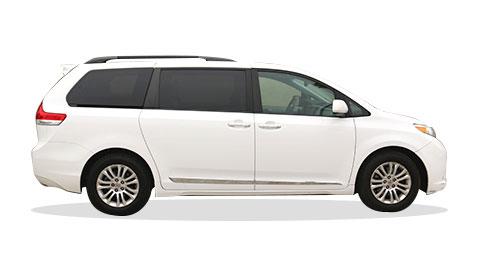 6 Passenger Van