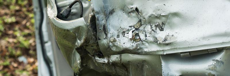 Avis rental car accident