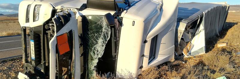 Big rig truck accidents