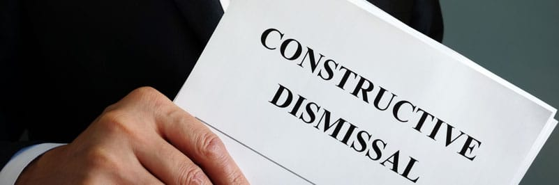 Constructive termination