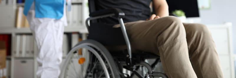 Paraplegic injuries